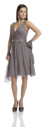 FSU704 Dress GREY