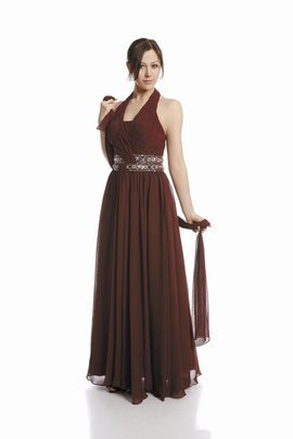 FSU708 Dress BURGUNDY
