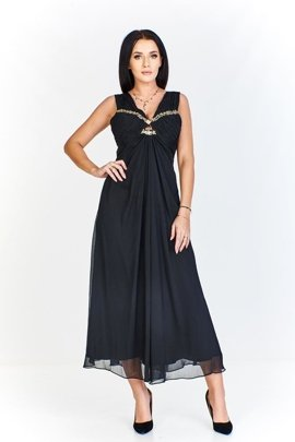 FSU709 Dress BLACK