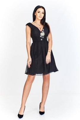 FSU710 Dress BLACK