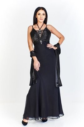 FSU715 Dress BLACK