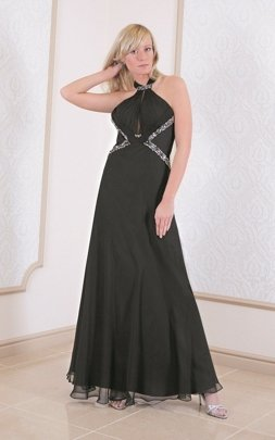 FSU720 Dress BLACK