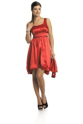 FSU735 Dress RED