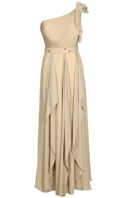 FSU738 Dress CHAMPAGNE