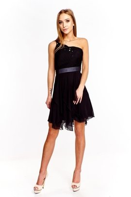 FSU739 Dress BLACK