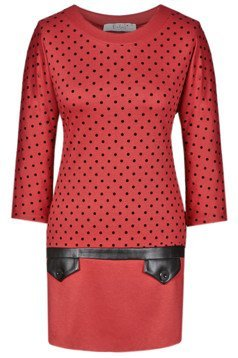 Tunic FTU407 RASPBERRY