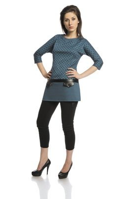 Tunic FTU407 SEA GREEN