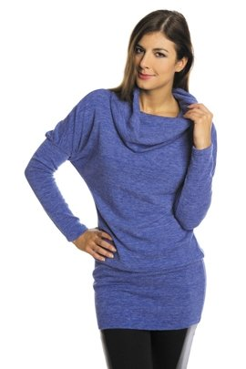 Tunic FTU429 CORNFLOWER BLUE