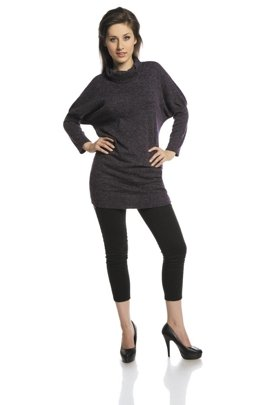 Tunic FTU429 PLUM