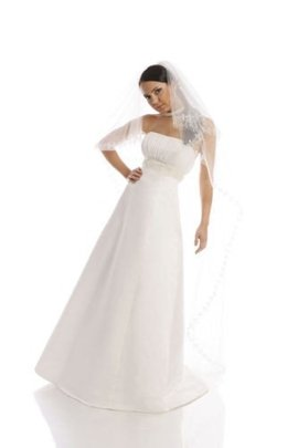 Wedding dress FSS515 WHITE