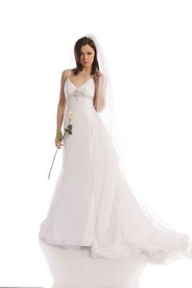 Wedding dress FSS520 WHITE