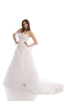 Wedding dress FSS531 WHITE