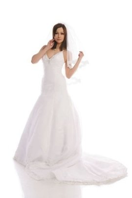 Wedding dress FSS539 WHITE