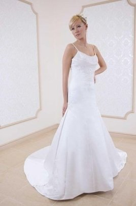 Wedding dress FSS540 WHITE
