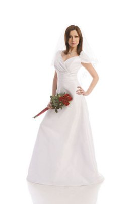 Wedding dress FSS545 WHITE