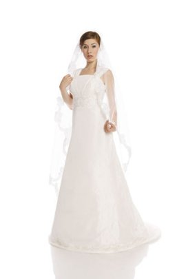Wedding dress FSS548 IVORY