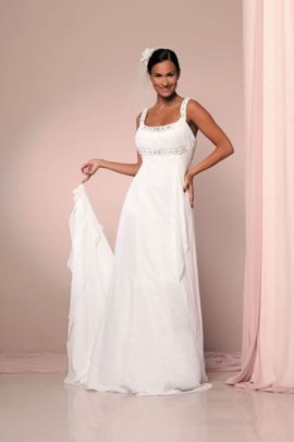 Wedding dress FSS556 WHITE