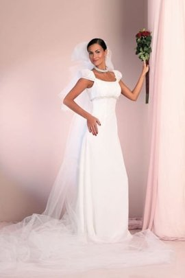 Wedding dress FSS557 WHITE