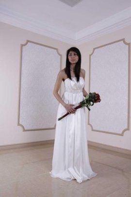 Wedding dress FSS568 IVORY
