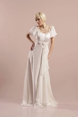 Wedding dress FSS571 WHITE