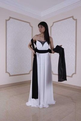 Wedding dress FSS574 WHITE
