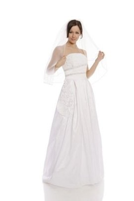 Wedding dress FSS589 IVORY