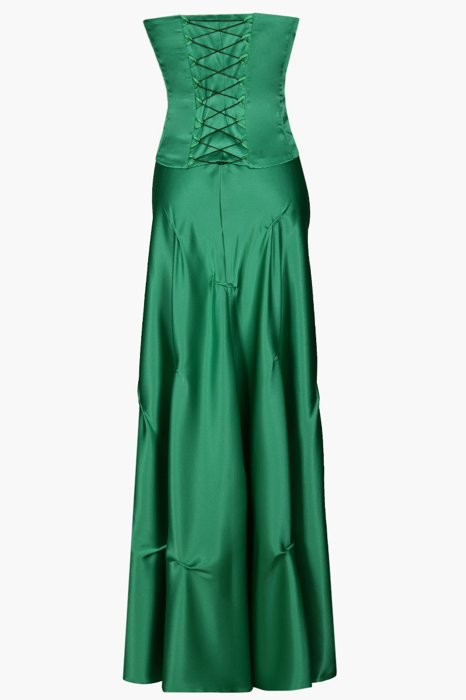 Dress FSU019 DARK GRASS-GREEN
