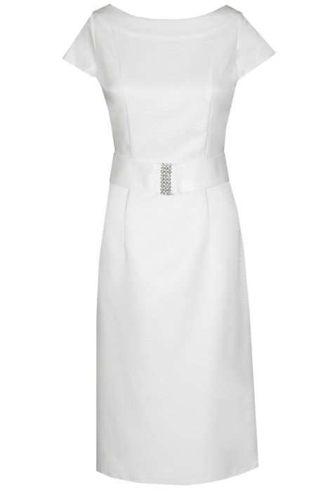 Dress FSU199 WHITE