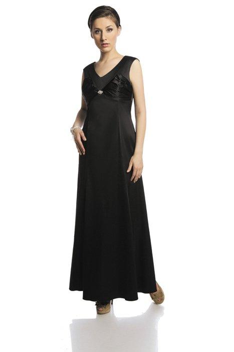604dcf0c3b Dress FSU226 BLACK Sukienka FSU226 CZARNY