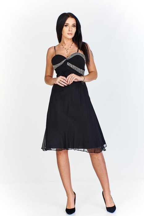 FSU705 Dress BLACK