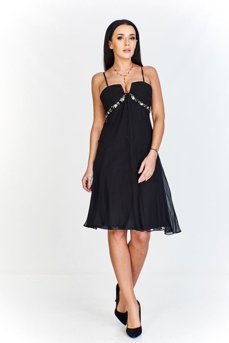 FSU711 Dress BLACK