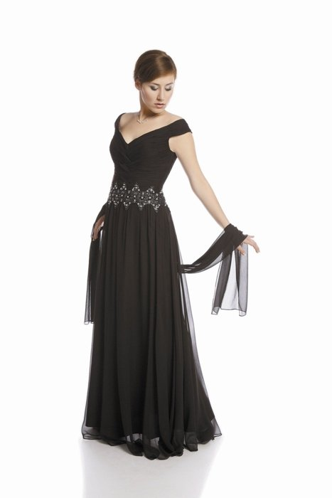 FSU713 Dress BLACK