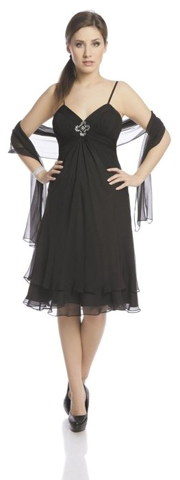 FSU721 Dress BLACK