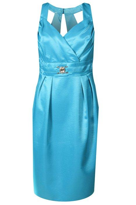 5fd5b1d684 Sukienka FSU925 TURKUSOWY CIEMNY Sukienka FSU924 TURKUSOWY CIEMNY ...