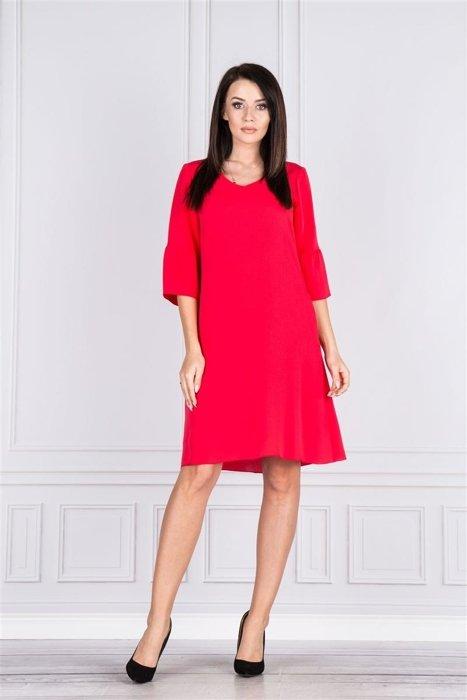 cf4aabc6809a9d Trapezowa sukienka koktajlowa | KOBIETA \ Classic Line Dress KOBIETA ...