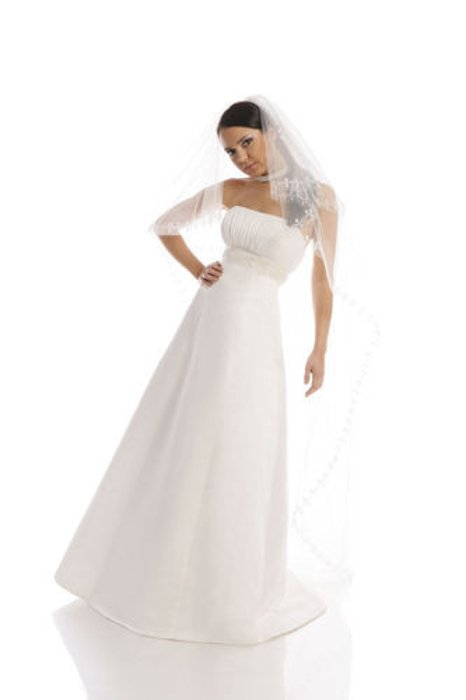 Wedding dress FSS515 IVORY