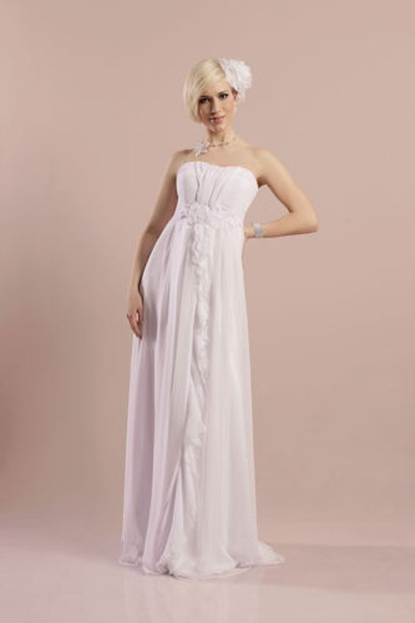Wedding dress FSS575 WHITE
