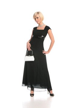 Dress FSU158 BLACK