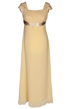 Dress FSU158 CHAMPAGNE