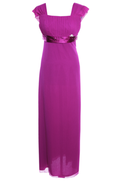Dress FSU158 MEDIUM AMARANTH