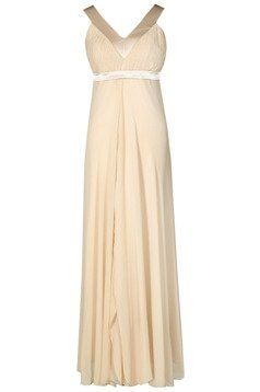 Dress FSU166 CHAMPAGNE
