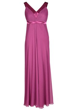 Dress FSU166 DARK AMARANTH