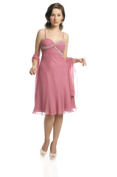 FSU705 Dress PALE PINK