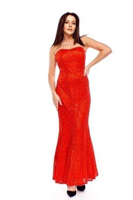 9e950dfbdf Koronkowa sukienka - syrena