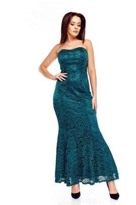 0883552d90 Koronkowa sukienka - syrena