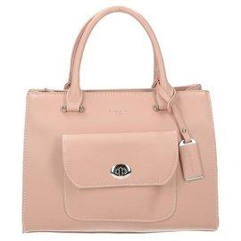 167f50916b15f Różowy kuferek torebka damska DAVID JONES CM5038