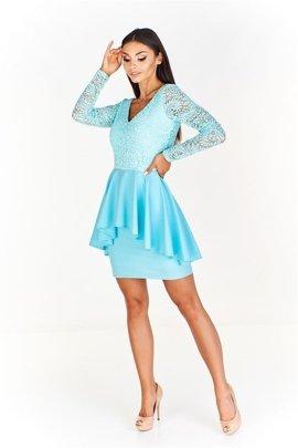 3fafbd05d8 Sukienki z koronki gipiurowej i nie tylko