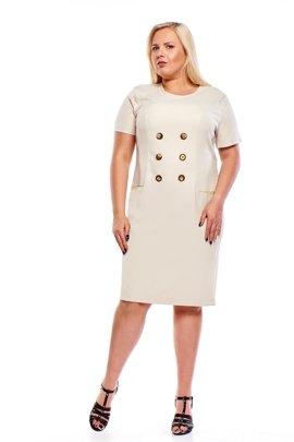 6b7176897c Modne sukienki dla Pań w każdym rozmiarze