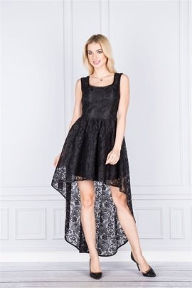1a31f88111 Sukienka koktajlowa koronkowa