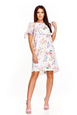 fb2d188769 Sukienka w kwiatowy wzór